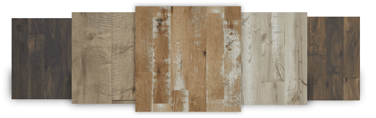 Hardwood swatches | Brooks Flooring Services Inc
