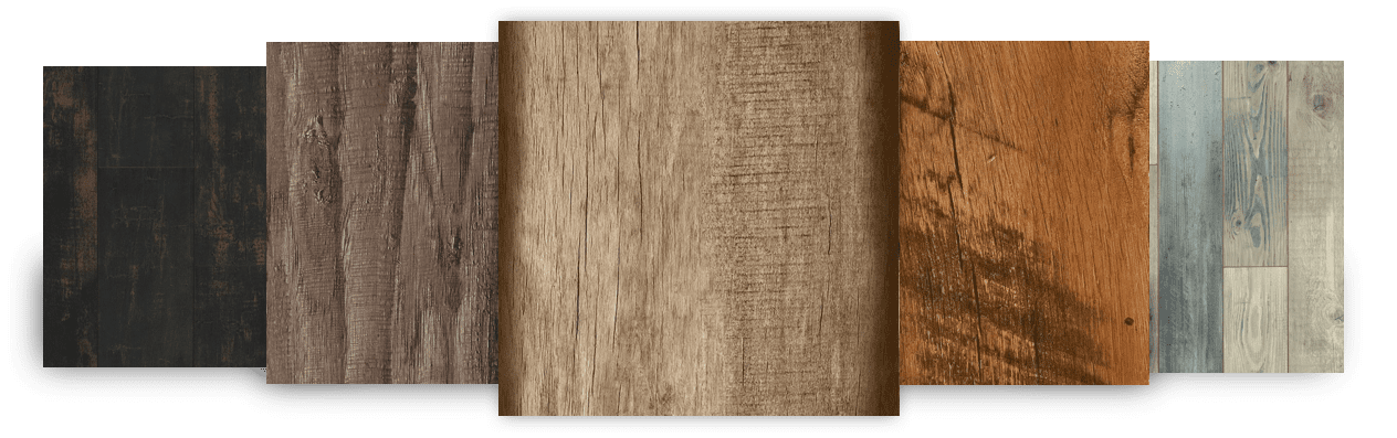 Laminate swatches | Brooks Flooring Services Inc