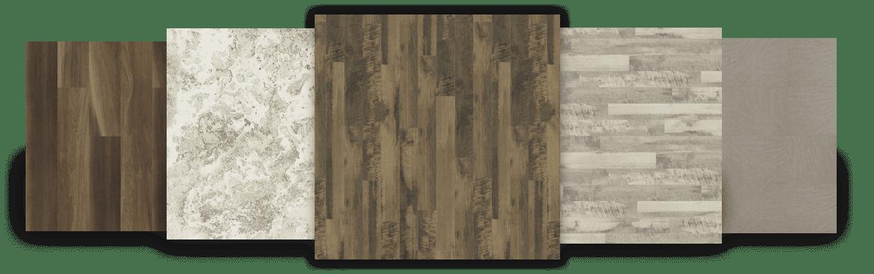 Luxury Vinyl tile designs | BROOKS FLOORING, Inc.