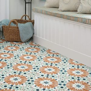 Islander Deco Tile | Brooks Flooring Services Inc