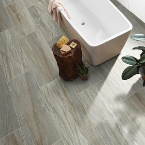 Sanctuary bathroom | Brooks Flooring Services Inc