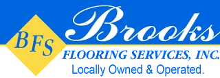 Logo | Brooks Flooring Services Inc