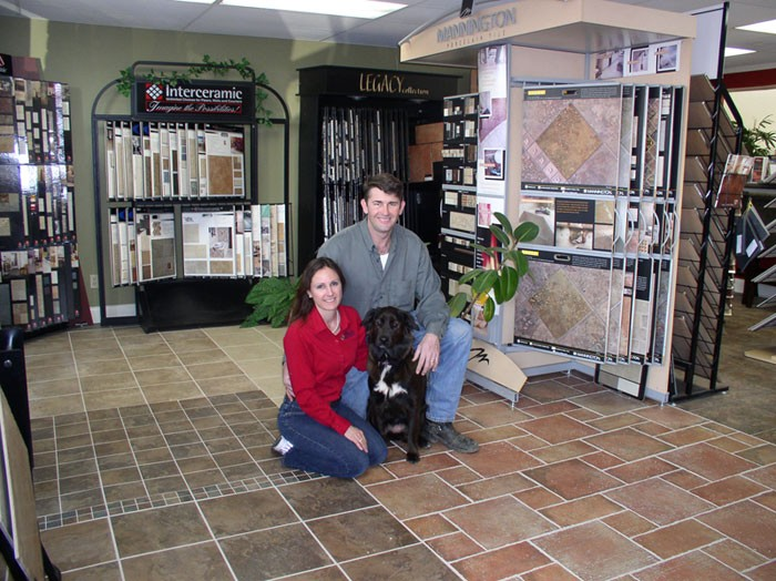 Showroom   Brooks Flooring Services Inc
