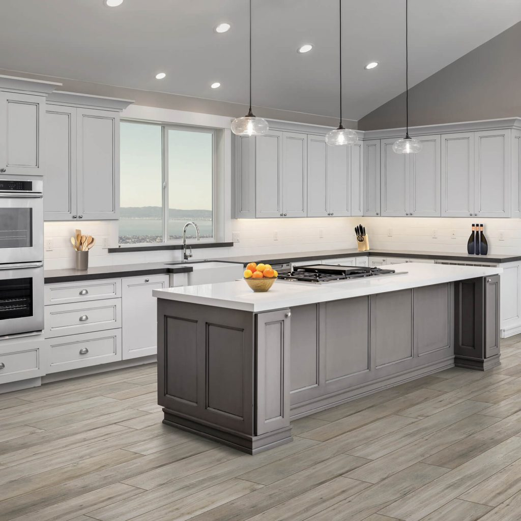 Countertops and cabinets | Brooks Flooring Services Inc