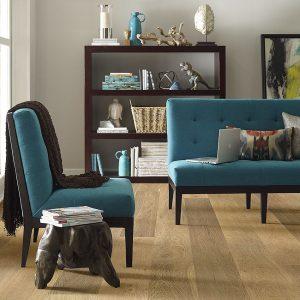 Living room flooring | Brooks Flooring Services Inc
