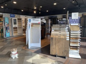 Variety of flooring products | Brooks Flooring Services Inc