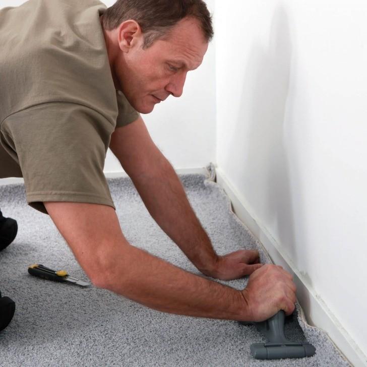 Carpet Installation | Brooks Flooring Services Inc